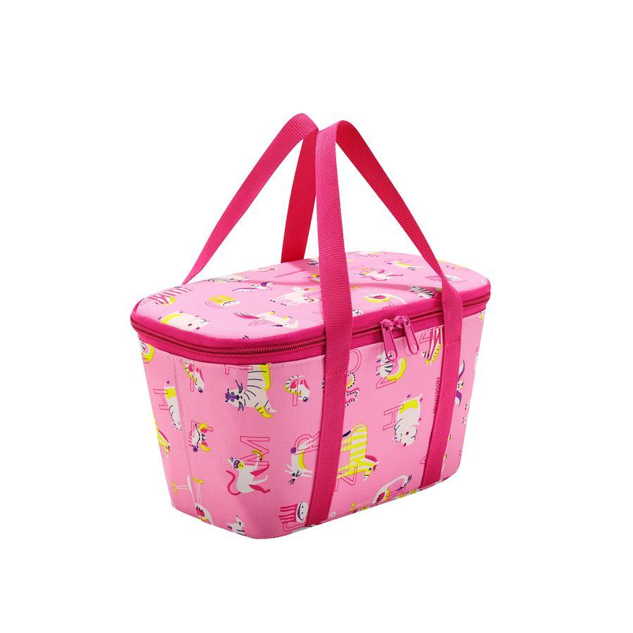 reisenthel coolerbag XS kids abc friend s rosa