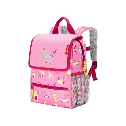reisenthel® Zaino per bambini abc friends rosa