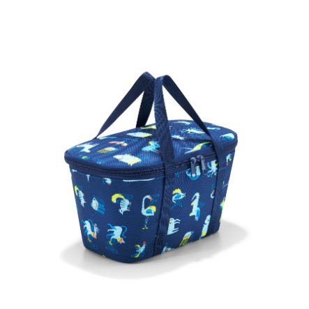reisenthel® Cesta térmica XS kids abc friends azul