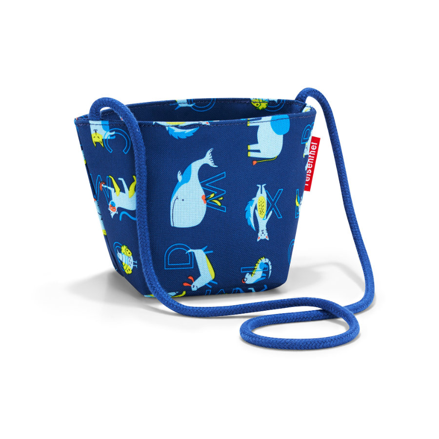 reisenthel® minibag kids abc friends blue