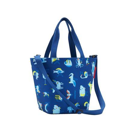 reisenthel® shopper XS kids abc friends blue