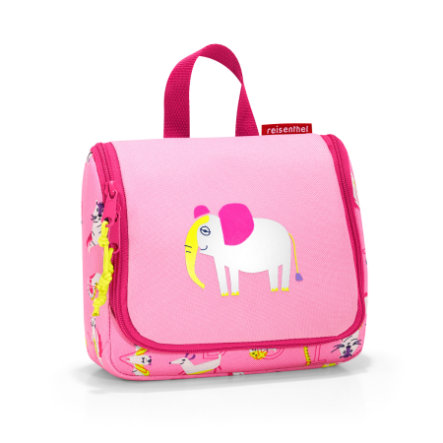 reisenthel toiletbag S kids abc friend s pink s dzieci.