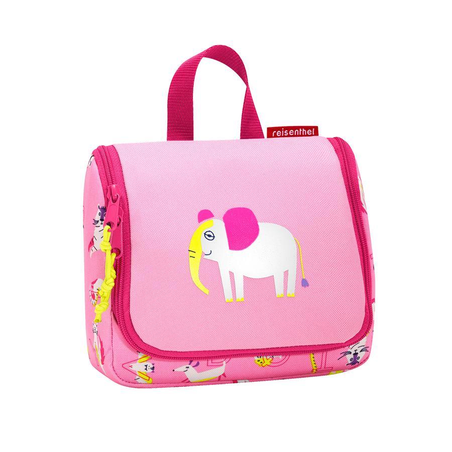 reisenthel® toiletbag S kids abc friends, pink