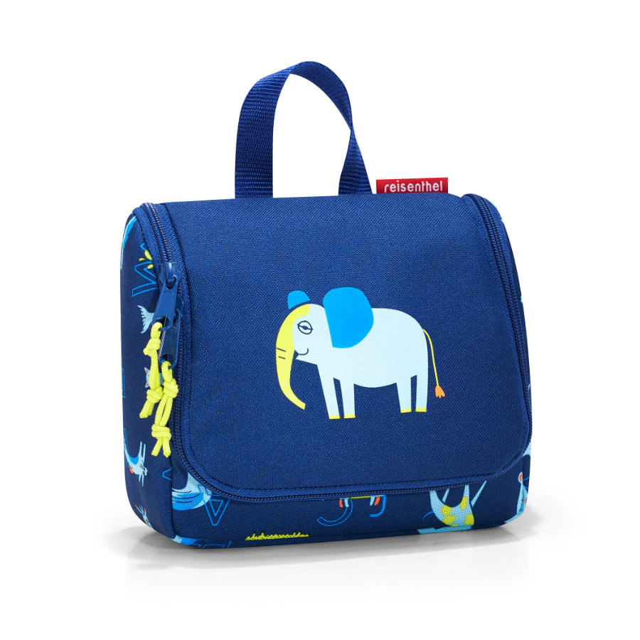 reisenthel toiletbag S bambini abc friend s blu
