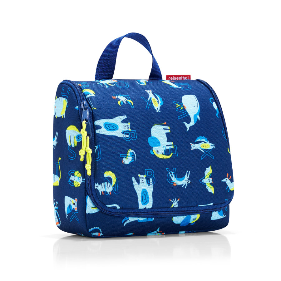 reisenthel® toiletbag kids abc friends blue