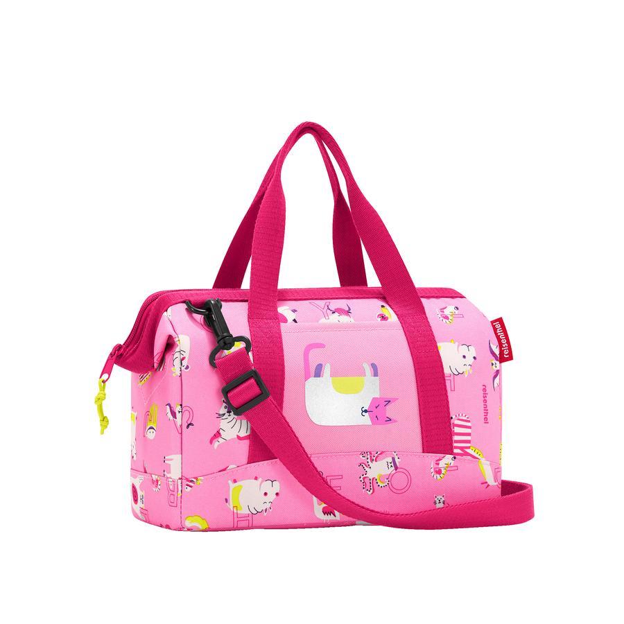 reisenthel ® allround he XS barna abc friends pink