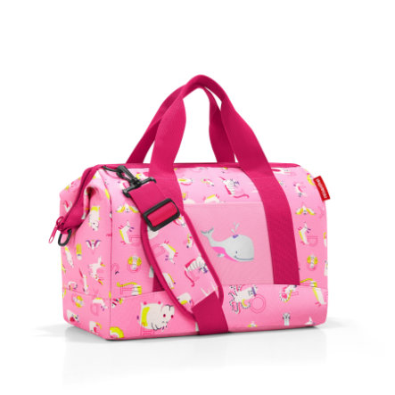 reisenthel® allrounder M kids abc friends pink