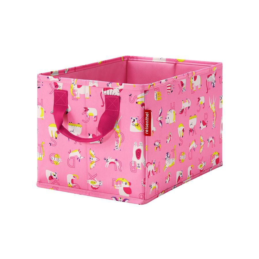 reisenthel® Förvaringsbox storagebox kids abc friends pink