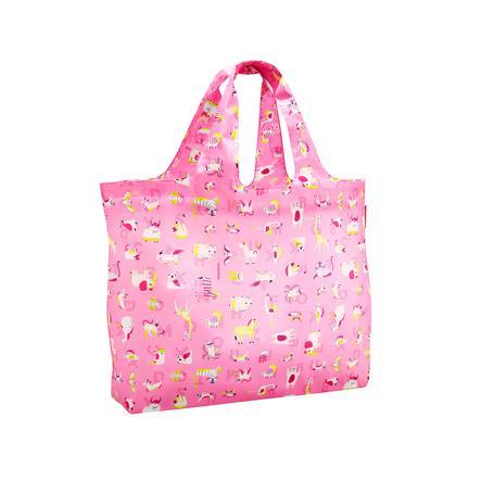 reisenthel® mini maxi beachbag kids abc friends pink