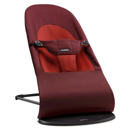 BABYBJÖRN Babysitter Bouncer Balance Soft rust/red
