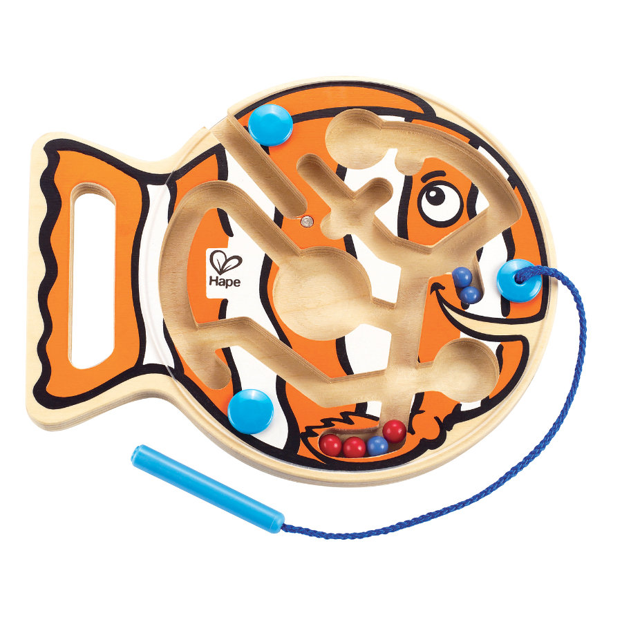 HAPE Avancez les poissons