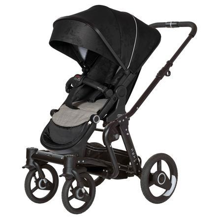 Hartan Kinderwagen Sky GTX Black Check (618) Gestellfarbe schwarz