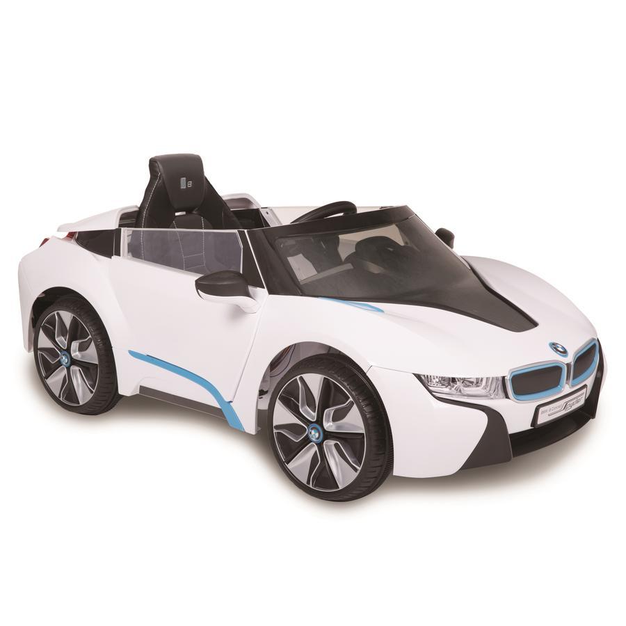 ROLLPLAY BMW i8 Spyder 6V, bílé