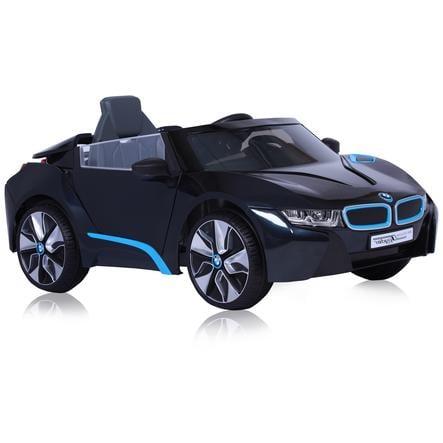 ROLLPLAY Voiture radiocommandée BMW i8 Spyder 6V noir