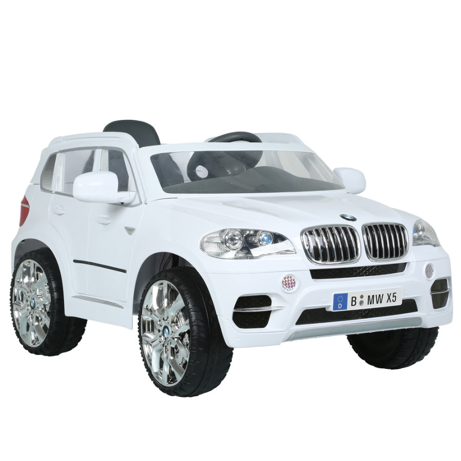 ROLLPLAY BMW weiß X5 SUV 6V, weiß BMW - 68df2b