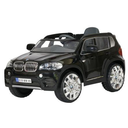 ROLLPLAY Voiture électrique enfant BMW X5 SUV 6V noir