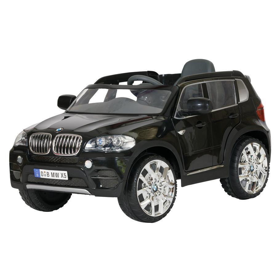 ROLLPLAY BMW X5 SUV 6V RC, schwarz -