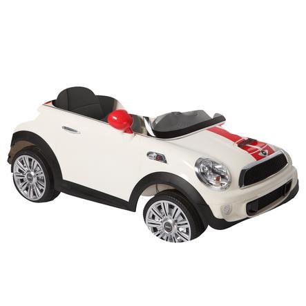 Rollplay Mini Cooper S Coupe 6v Weiß Babymarktde