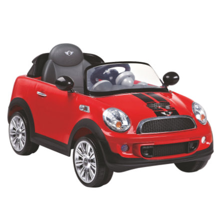 ROLLPLAY Mini Cooper S Coupe 6V RC, rot