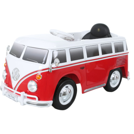 ROLLPLAY VW Bus T2 6V, rosso