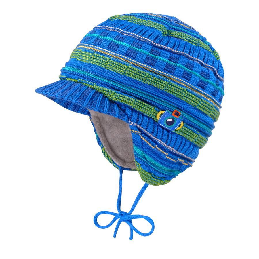 maximo S barn mössa blått / grafitblått