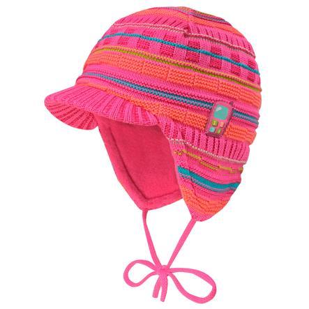 maximo Girls Schildmütze fandango pink/dark pink