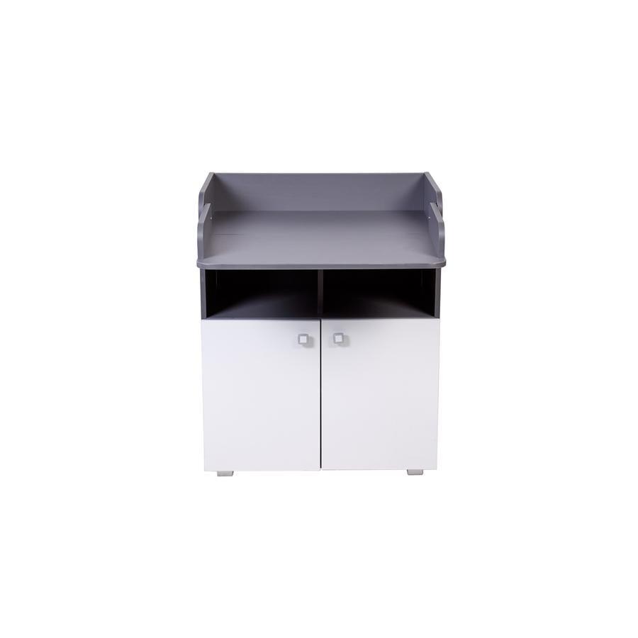 Polini Kids Cambiador Simple 1270 gris-blanco