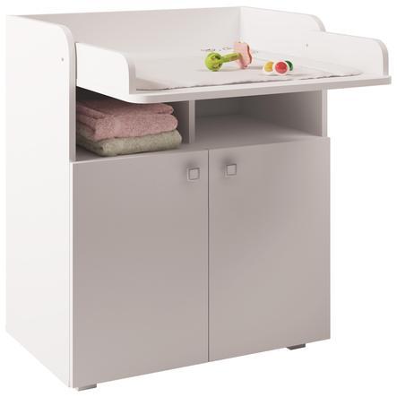 Polini Kids Simple 1270 -hoitopöytä, valkoinen