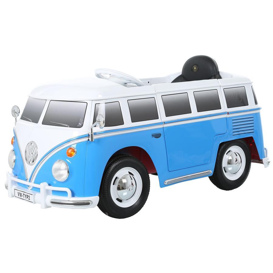 ROLLPLAY VW Bus T2 12V RC, niebieski