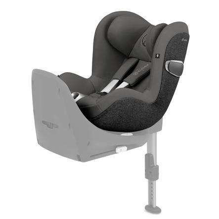 cybex PLATINUM Kindersitz Sirona Z R i-Size Manhattan Grey