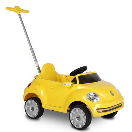 ROLLPLAY VW Maggiolino cavalcabile, giallo