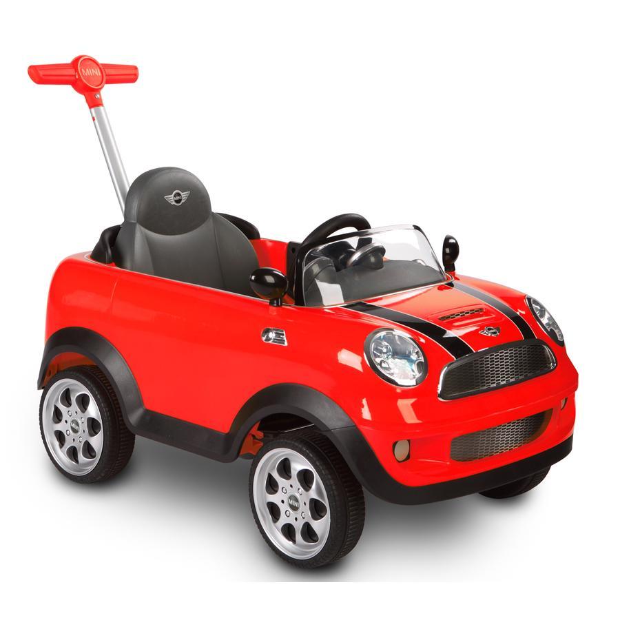 ROLLPLAY Jeździk VW Beetlepush Car, czerwony