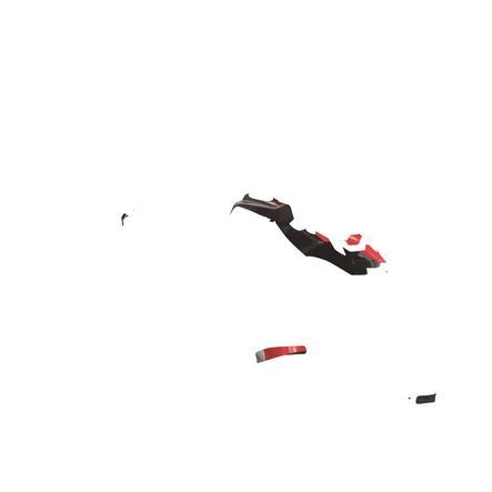 ROLLPLAY BMW R1200 GS Motor Trike, czerwony