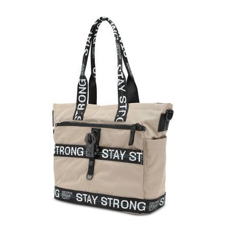 GEORGE GINA & LUCY přebalovací taška Little Styler Strong béžová