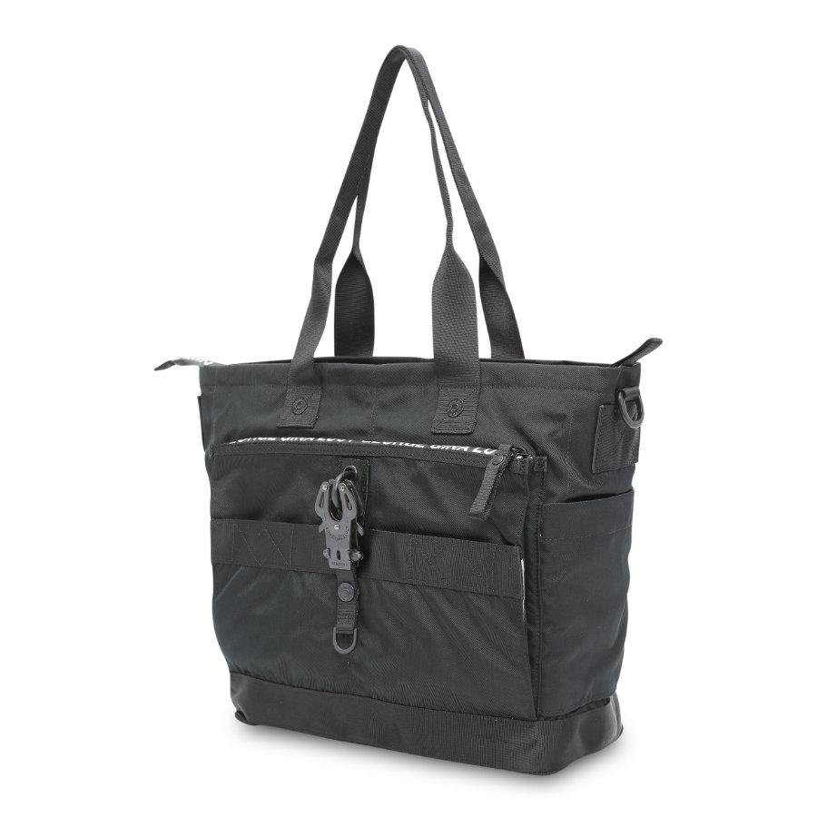 GEORGE GINA & LUCY Wickeltasche Little Styler Black