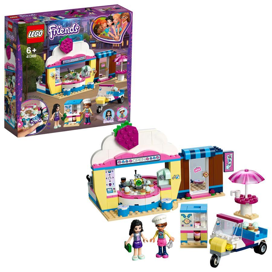 LEGO Friends - Olivia's Cupcake Café 41366