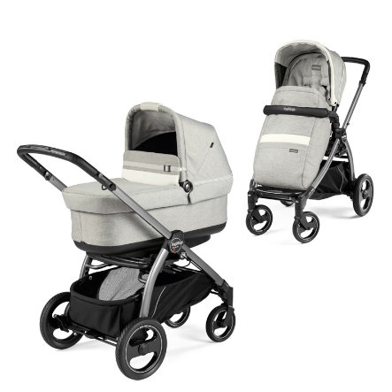 Peg-Pérego Combi-Kinderwagen Book S Pop-Up Titania/Luxe Mirage