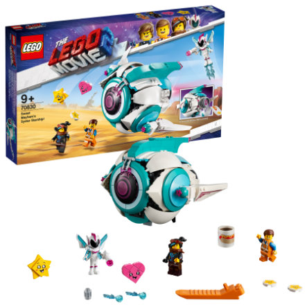 LEGO® The LEGO Movie™ 2 Sweet Mishmash Nave Espacial Systar 70830