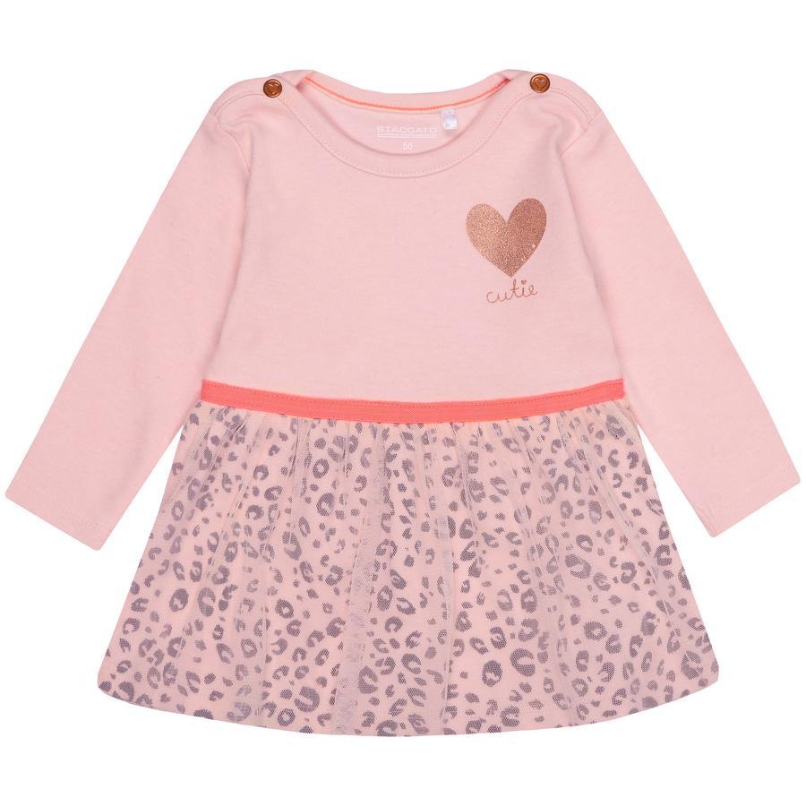 STACCATO Girls Dress blush melange