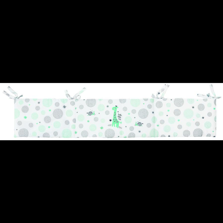 bebe- jou® chen design Nest Hello little one mint