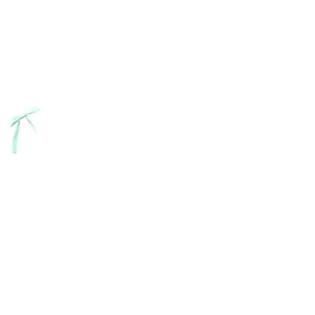 bebe-jou® design Tour de lit enfant Lou-Lou menthe 34x180 cm