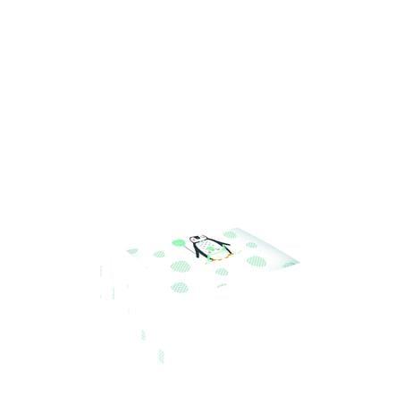 Bébé- jou® design 4 tlgs. ensemble de lit Lou-Lou mint