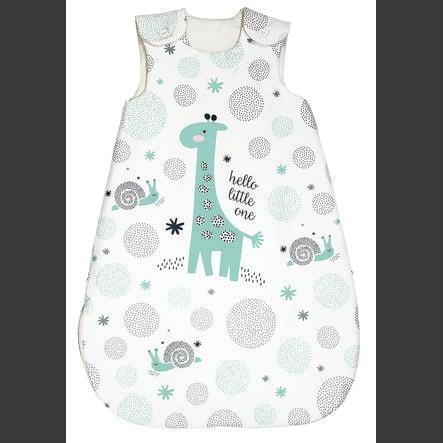 bebe-jou® design Gigoteuse toutes-saisons Hello little one menthe TOG 2,5