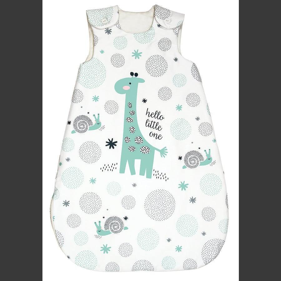 bebe-jou® design Ganzjahresschlafsack Hello little one mint