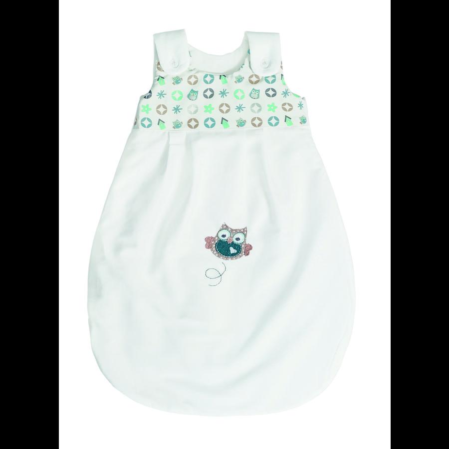 bebe-jou® celoroční spací pytel Owl Family mincovna