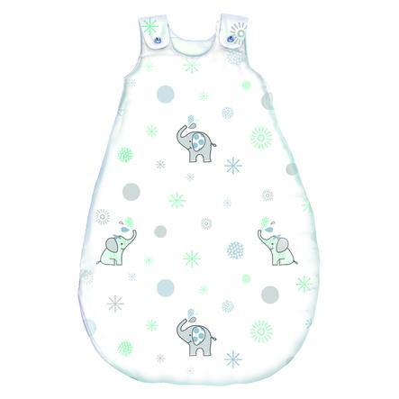 bebe- jou® design tutto l'anno sacco a pelo Ollie grigio