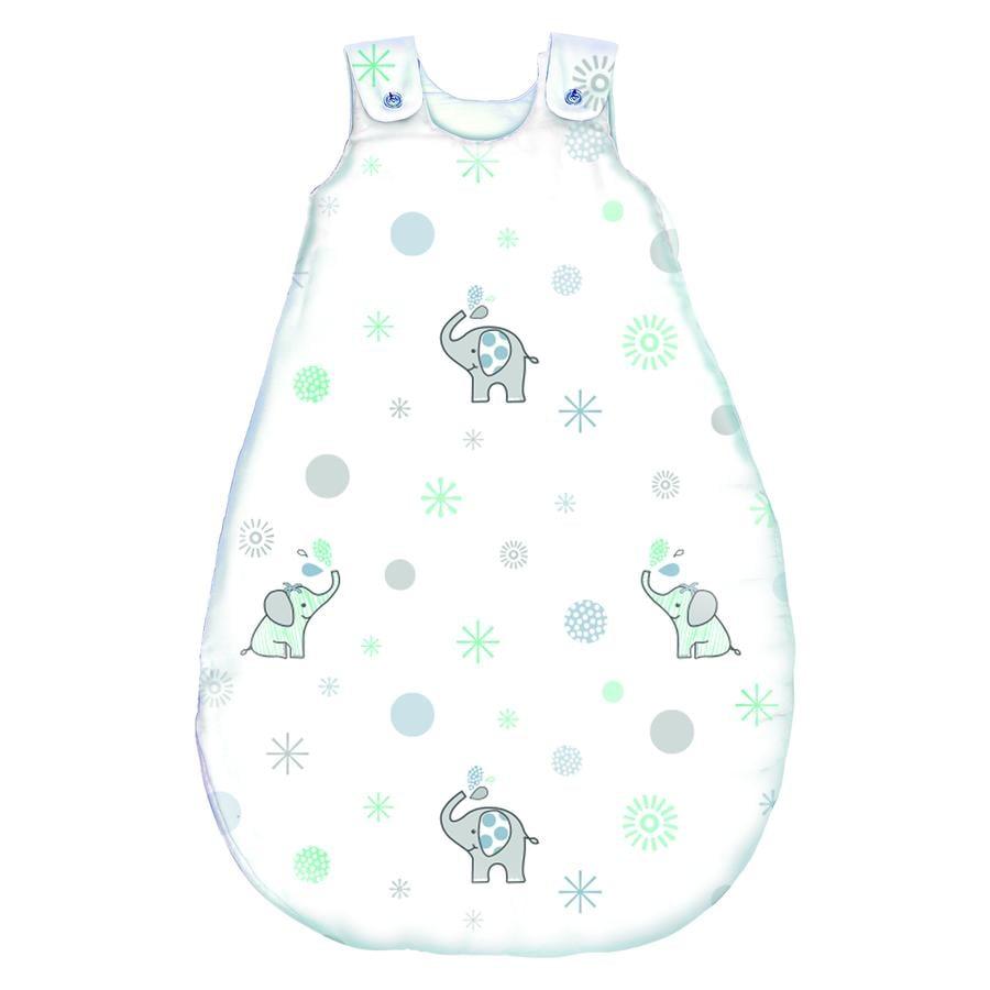 bebe-jou® helårs Sovepose Ollie grå