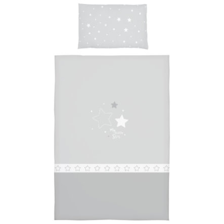 be b ella  vital Linge de lit My little Star 100 x 135cm