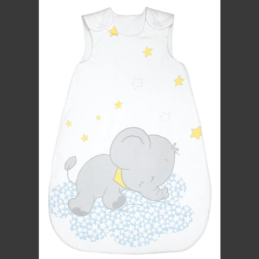 bebella vital Gigoteuse bébé toutes-saisons Lunafant bleu TOG 3.0