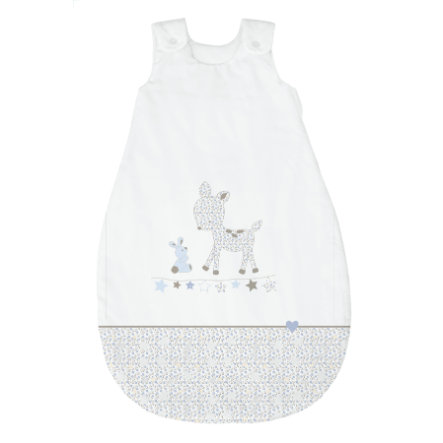 bebella vital Ganzjahresschlafsack Bambi blau
